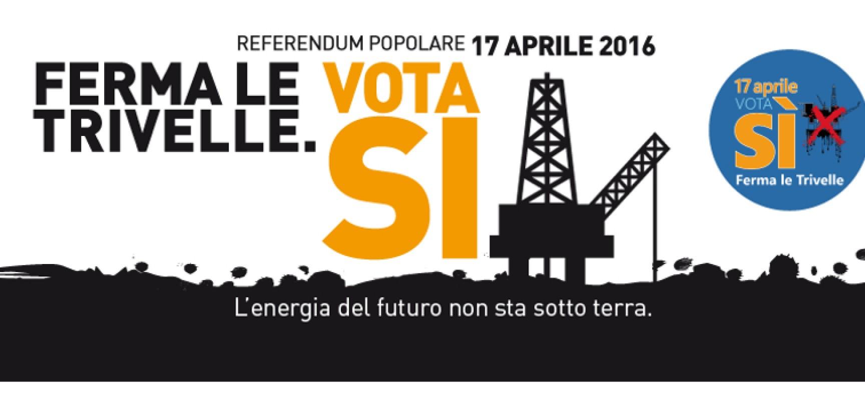Trivelle: manifesto radicale per il sì!