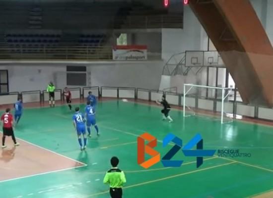 Futsal Andria-Diaz 5-5 / HIGHLIGHTS VIDEO
