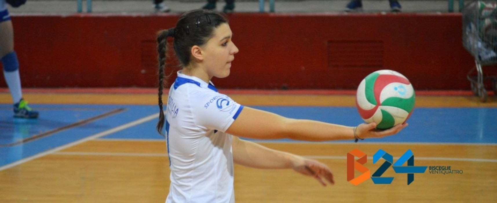 Sportilia Volley, a Corato per ipotecare il discorso play-off