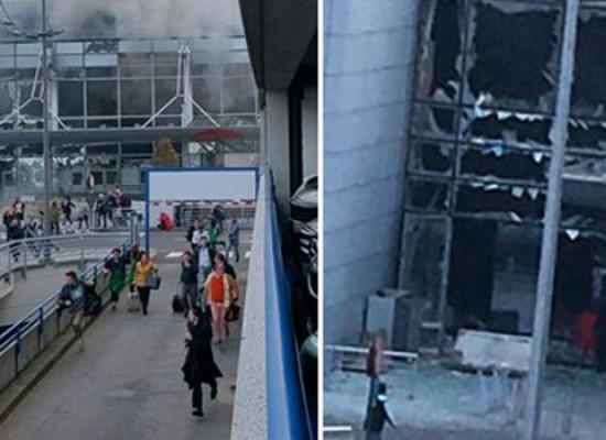 Attentati a Bruxelles, la tragedia vissuta e raccontata da una 33enne biscegliese