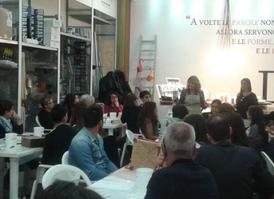 Corsi di riciclo creativo, l'idea vincente della Di Pinto sas / FOTOGALLERY