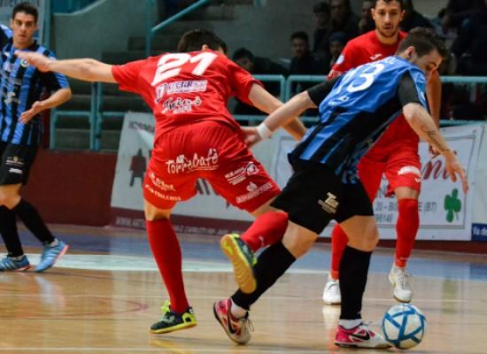 Futsal Bisceglie, netto KO col Cisternino/ VIDEO HIGHLIGHTS