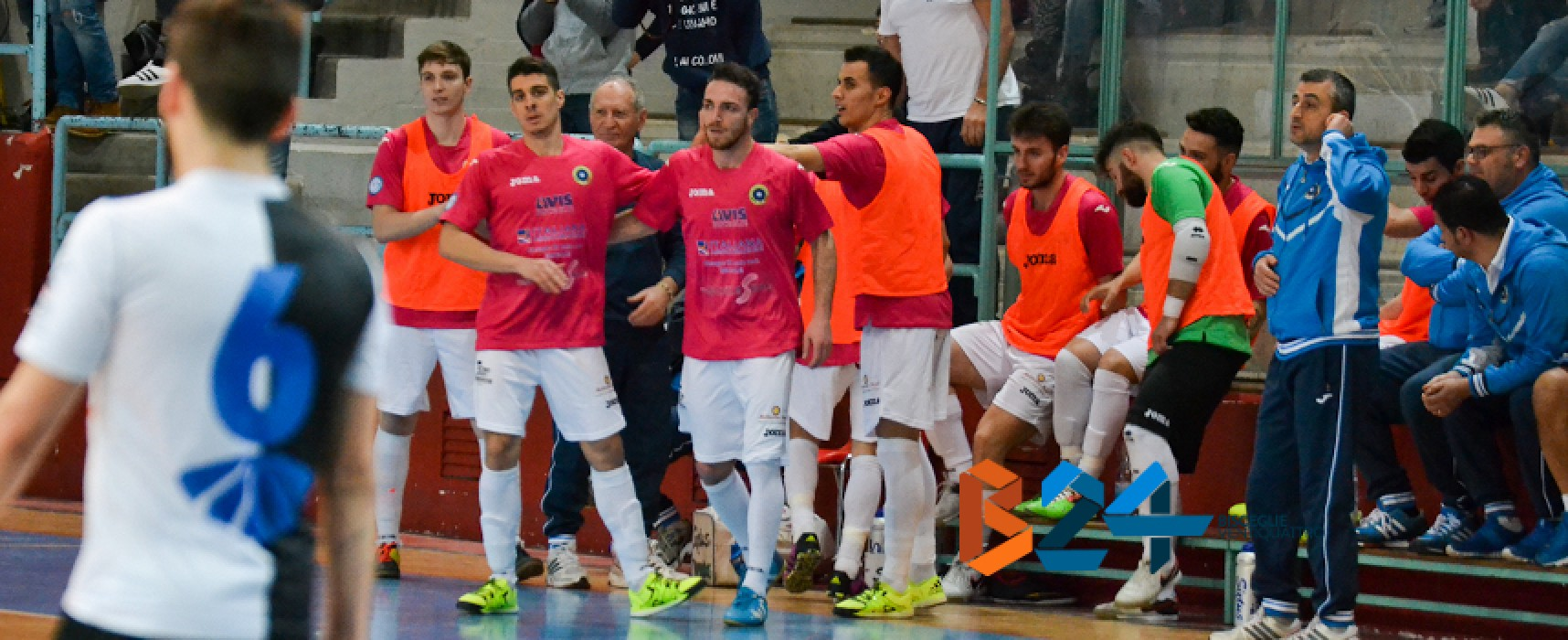 Futsal Bisceglie-Domar Takler Matera 4-2 / VIDEO HIGHLIGHTS