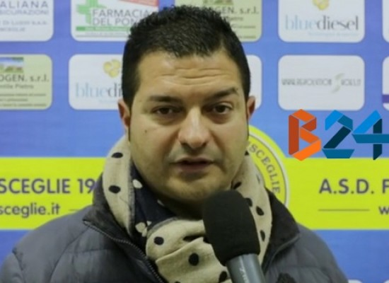 Futsal Bisceglie in cerca di riscatto con la Partenope / VIDEO intervista Abbattista