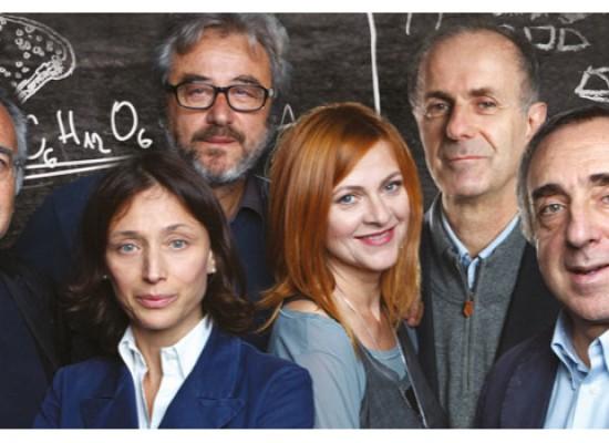 """In scena al Garibaldi """"La scuola"""" con Silvio Orlando e Marina Massironi"""