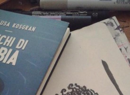 """""""Banchi di nebbia"""", Malusa Kosgran presenta il suo libro all'Open Source"""