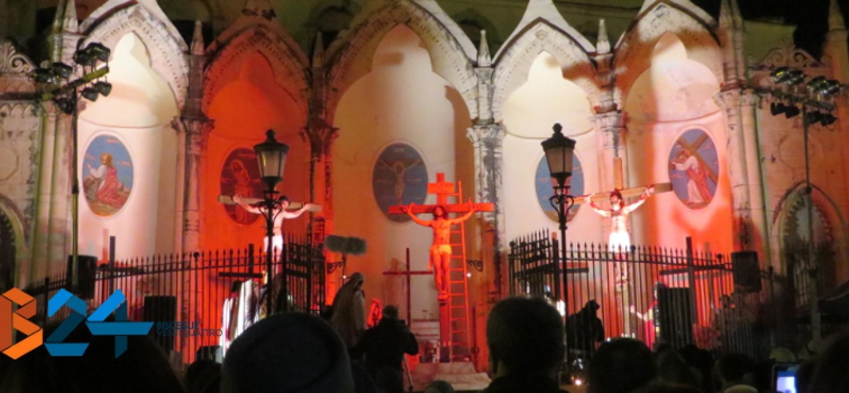 """Torna la """"Passio Christi"""" organizzata dall'associazione Schàra onlus / IL PERCORSO"""