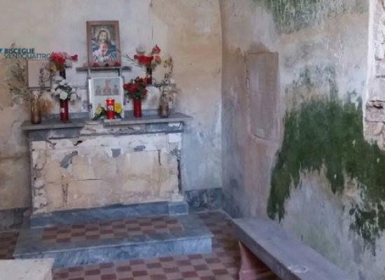 Terreno del Casale di Sagina affidato alla Confraternita dei santi martiri dal Comune
