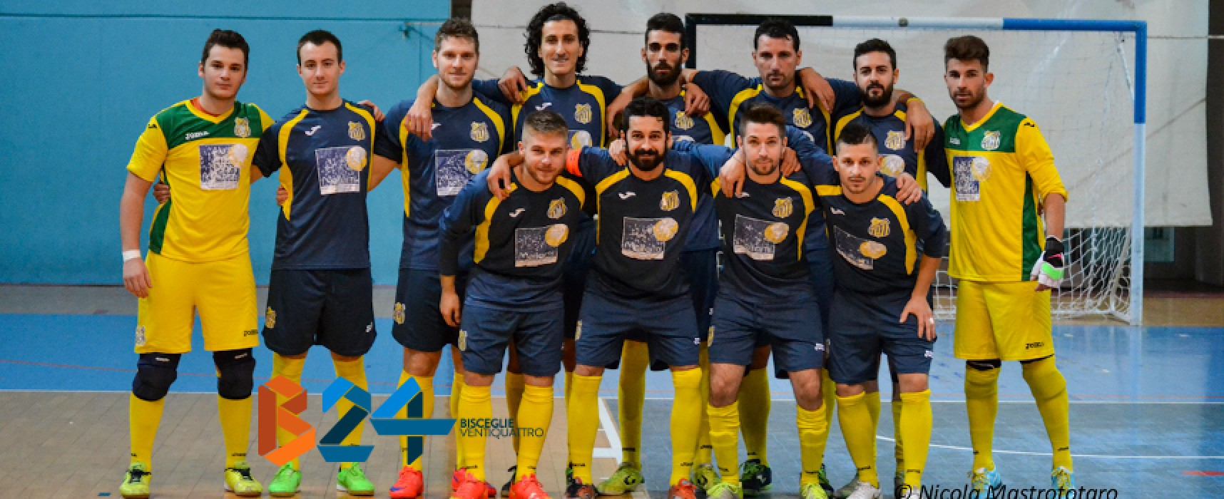 Santos Club playout terribile, sconfitto dal Futsal Club retrocede in serie C2