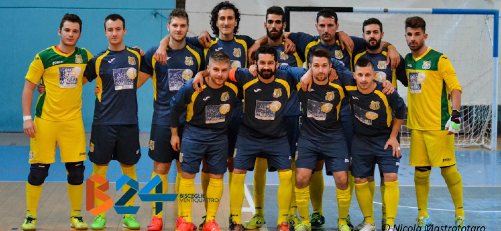 Calcio a 5, serie C1: insidie per Diaz, Nettuno e Santos Club
