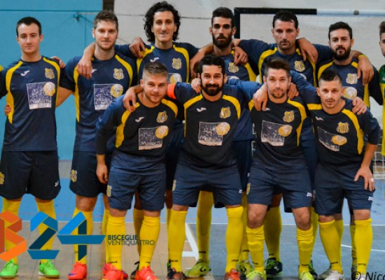 Santos Club playout terribile, sconfitto dal Futsal Club retrocede in serie C2