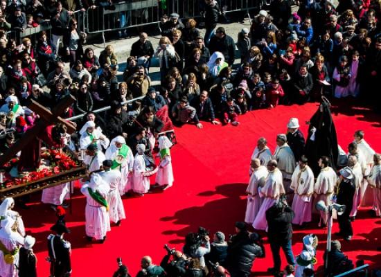 Riti settimana santa, domani il primo evento liturgico / PROGRAMMA