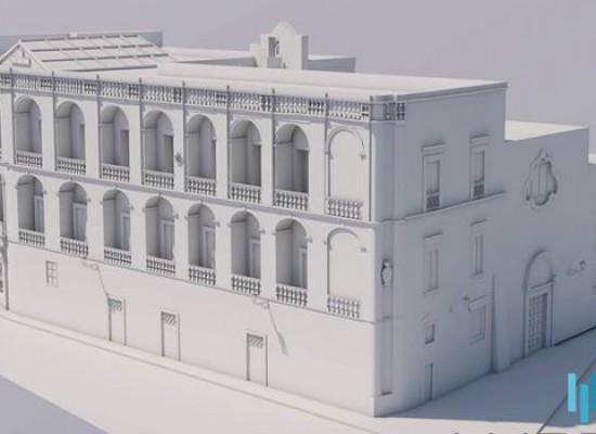 Aggiudicato l'appalto per i lavori di miglioramento sismico a palazzo San Domenico