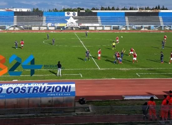 Unione Calcio ko, il Molfetta bussa due volte e si aggiudica il derby