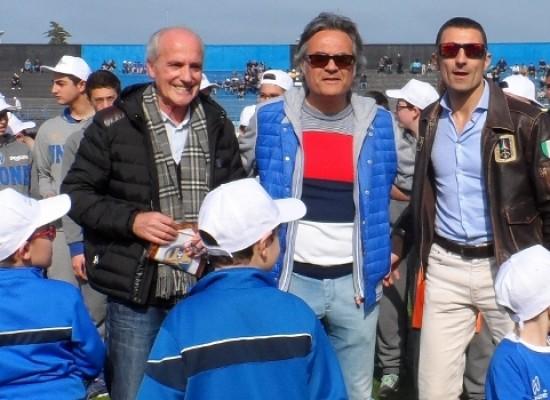 Unione Calcio, la soddisfazione del presidente Pedone al termine della stagione