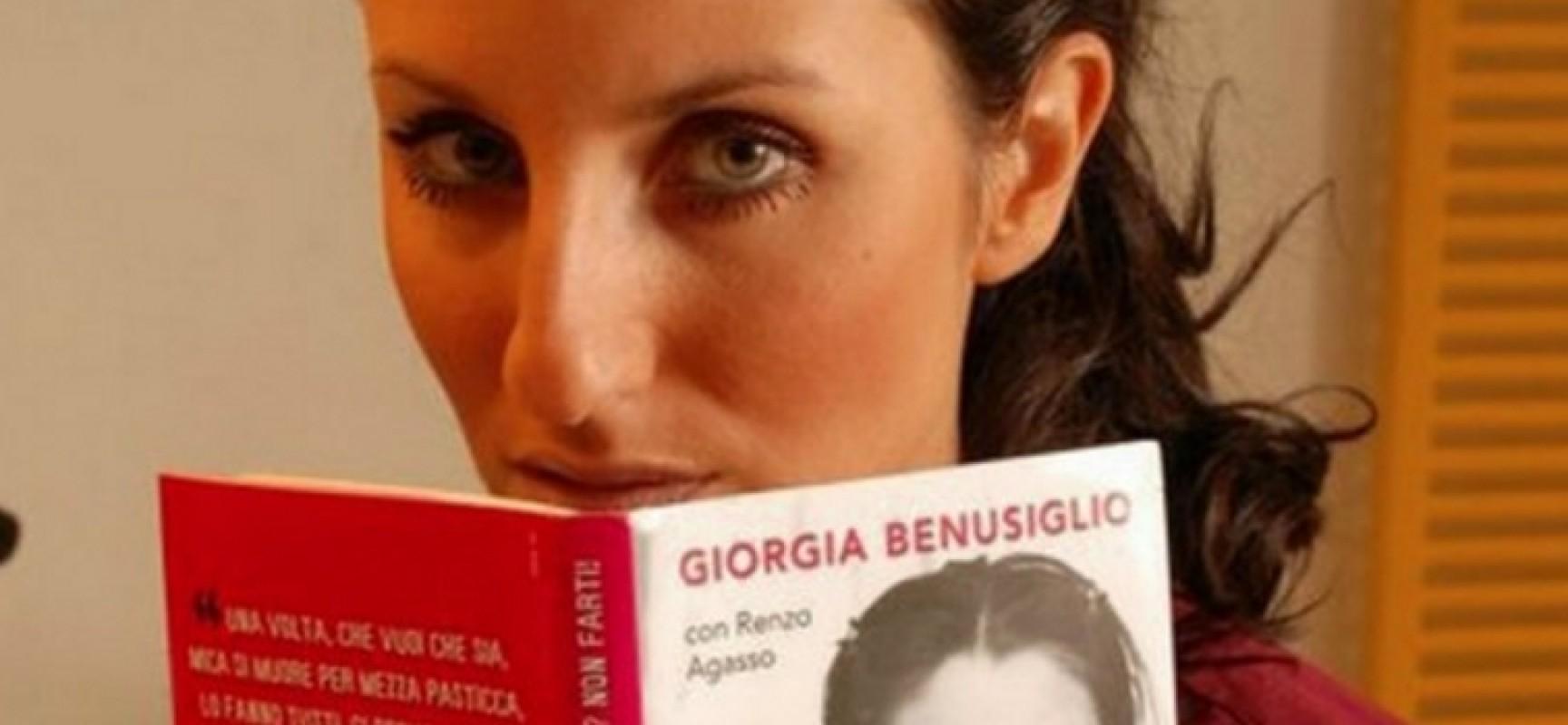 """""""Vuoi trasgredire? NON FARTI!"""", incontro con Giorgia Benusiglio organizzato dalla Fidapa"""