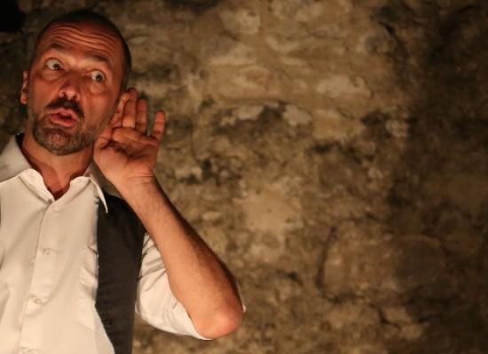 """Effetti Collaterali, in scena Enrico Messina con """"Orlando, furiosamente solo rotolando"""""""
