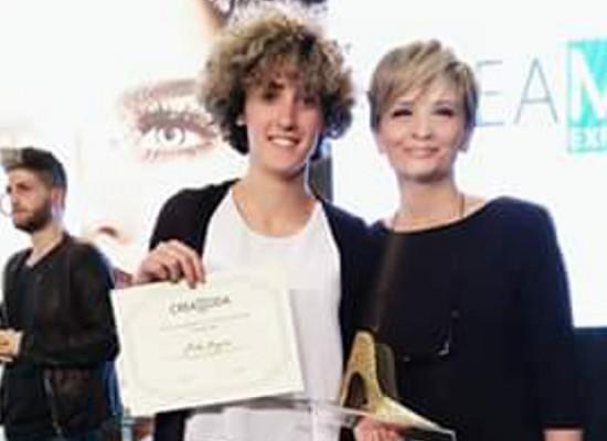 La calzatura green della biscegliese Paola Preziosa premiata al Creamodaexpo di Bologna
