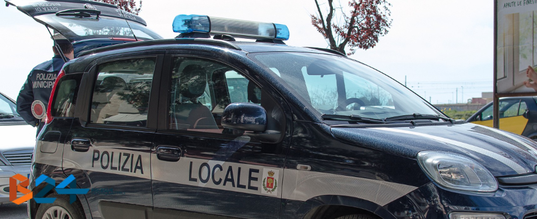 Ubriaco, dà in escandescenza in centro: 50enne algerino fermato dalla polizia municipale