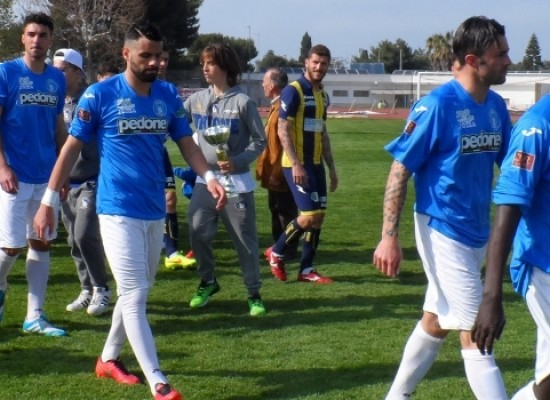 Unione Calcio, sfida salvezza in casa del Castellaneta