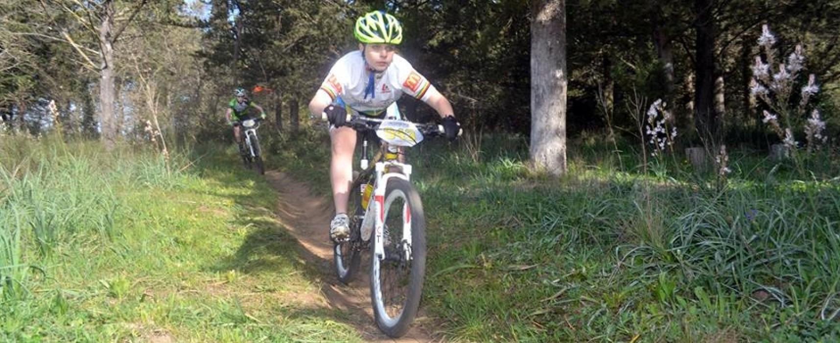 La Gaetano Cavallaro ben figura nella prima edizione del trofeo Grottaglie Bike School Fantiano