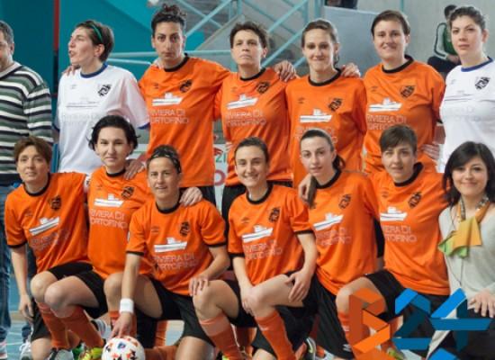 Le campionesse dell'Arcadia a Rionero in attesa dei playoff scudetto