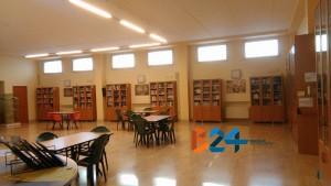 biblioteca cafagna sala studio