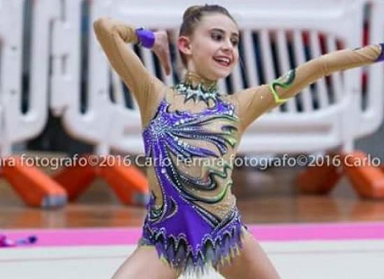 Ginnastica Ritmica, Iris ad Arezzo per il Campionato Nazionale di Categoria