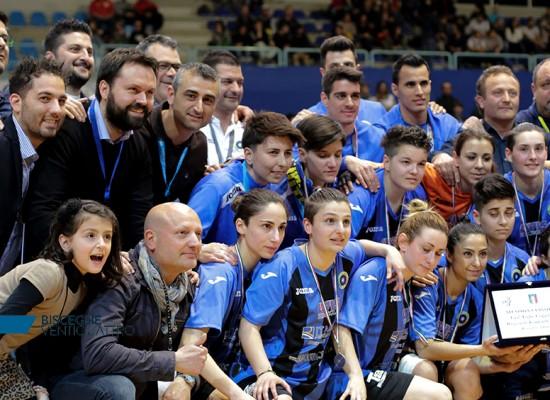 Il Futsal Bisceglie si ferma in finale, la coppa va al Pescara / FOTOGALLERY