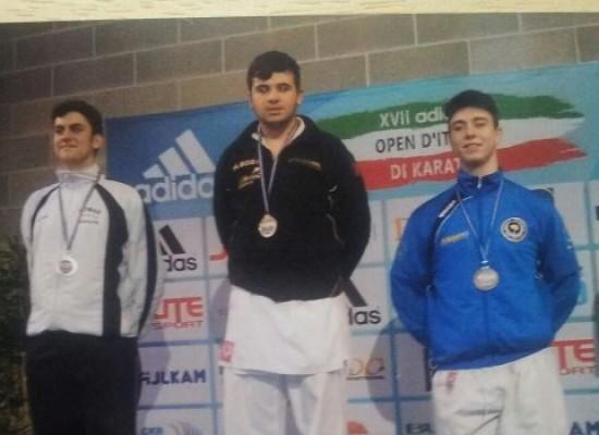 Karate, Fabrizio Papagni medaglia oro all'Adidas Open d'Italia