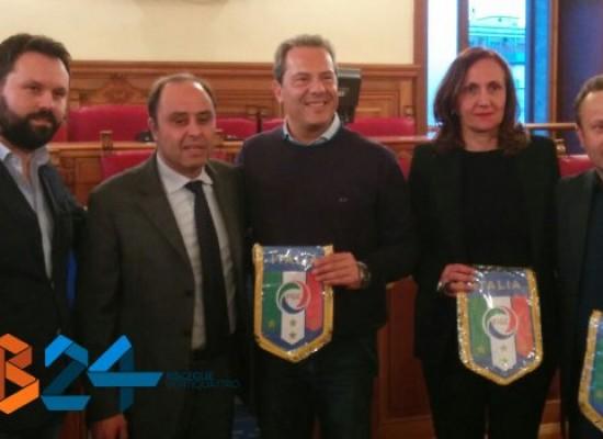 Presentata la Final Eight di Coppa Italia, a Bisceglie il meglio del futsal femminile / VIDEO