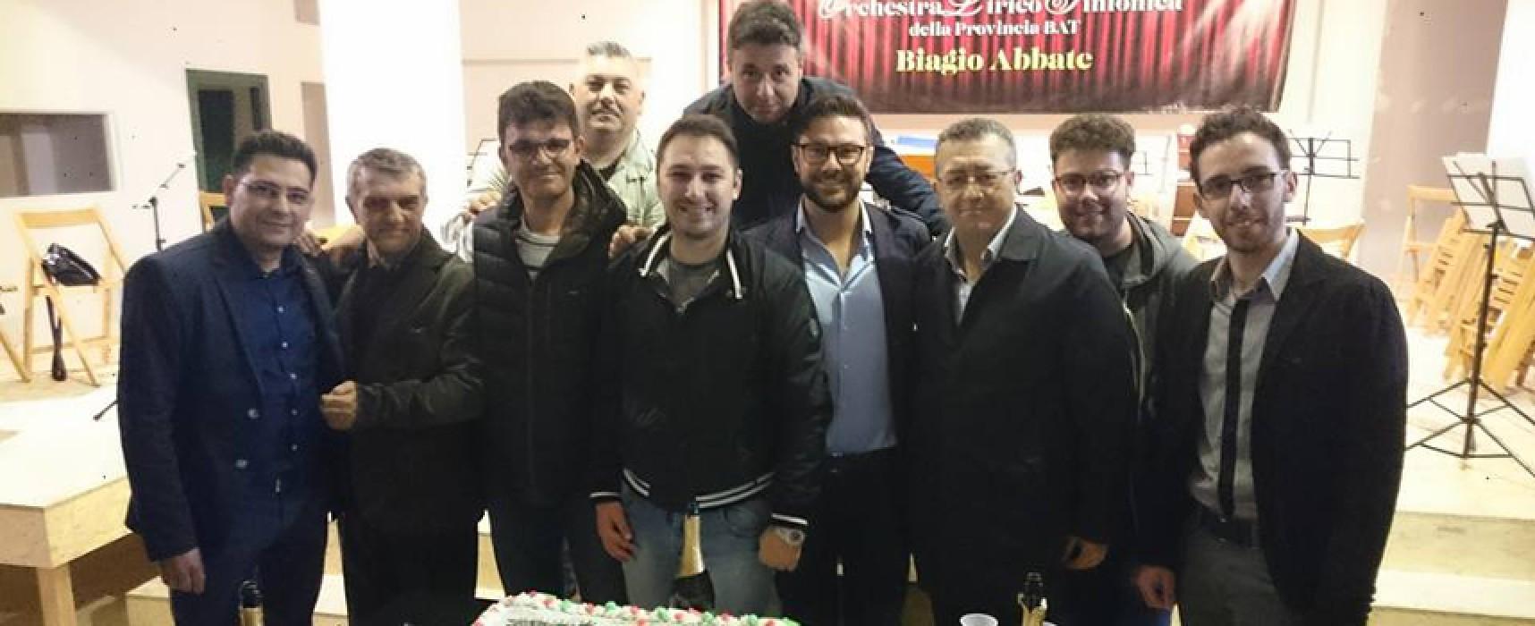 """Nuovo direttivo per la Fondazione Musicale """"Biagio Abbate"""" di Bisceglie"""