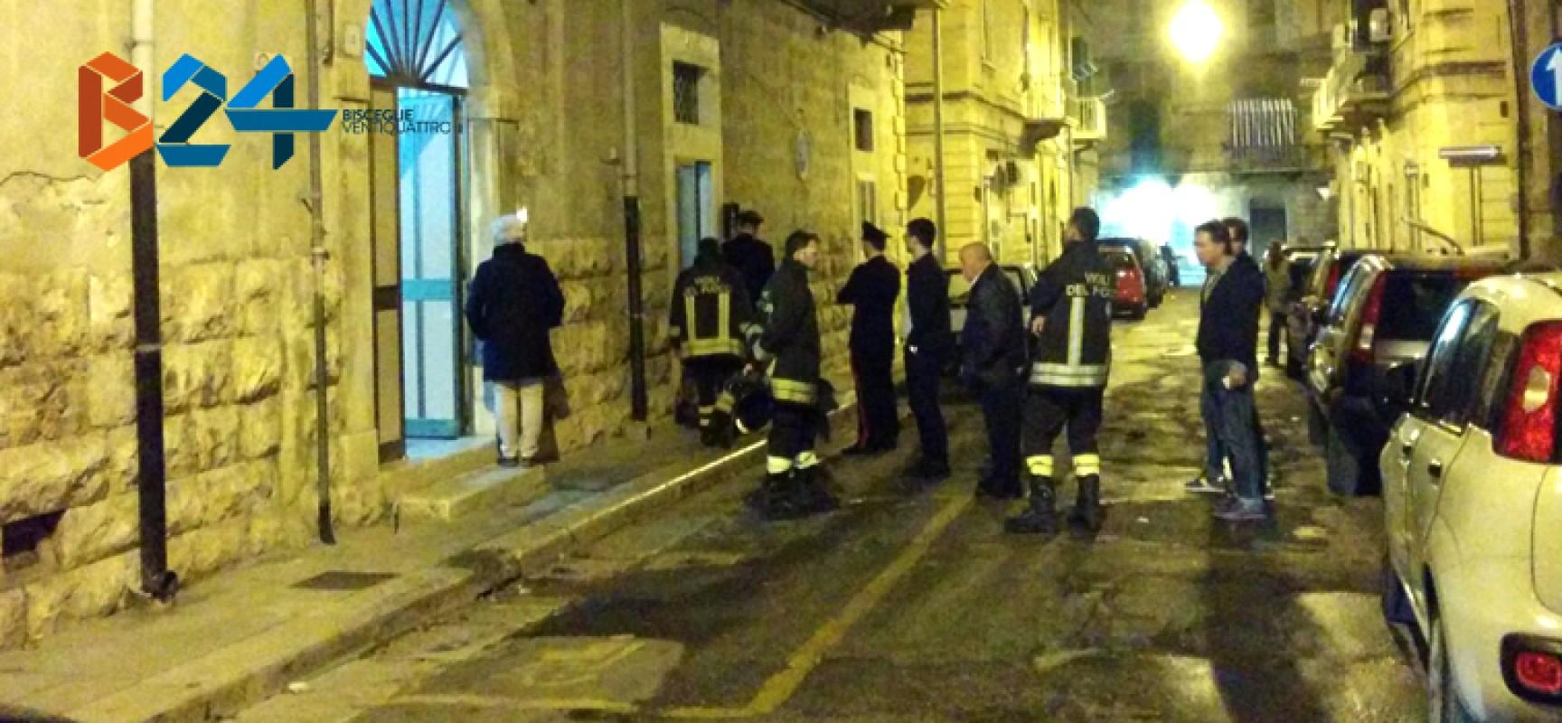 Fuga di gas in via Manzoni, causa una bombola di gas difettosa