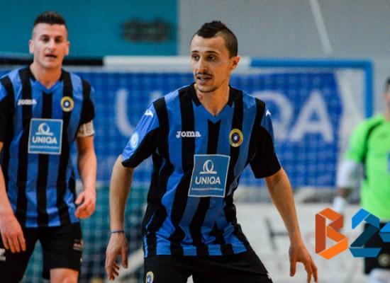 Un Futsal Bisceglie in emergenza affronta la trasferta di Augusta