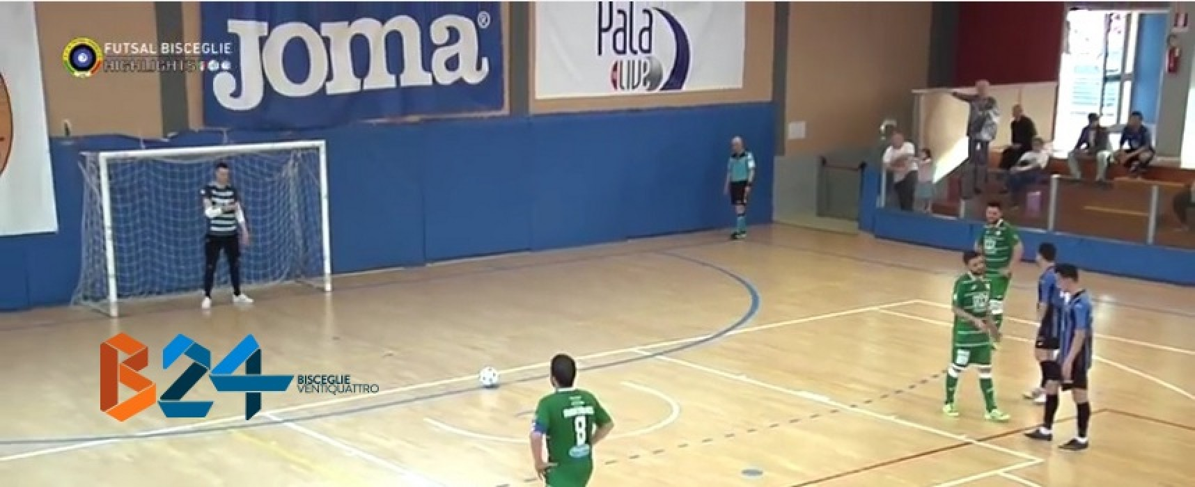 Futsal Isola-Futsal Bisceglie 3-4 / VIDEO HIGHLIGHTS