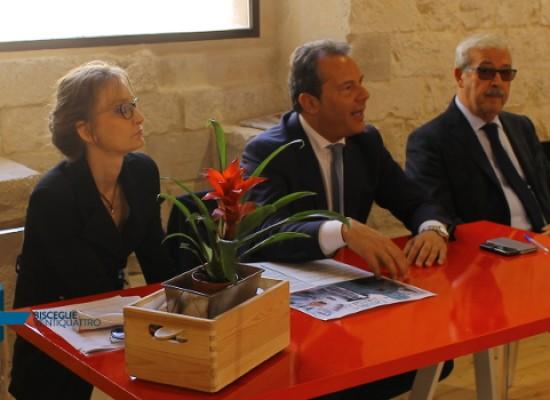 """Presentato al Castello il progetto """"Io lavoro to push up talents"""", vincitore del bando Anci nazionale"""