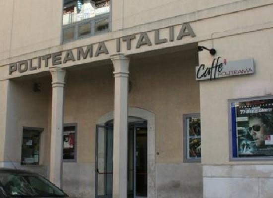 Al cinema con due euro, anche il Politeama Italia aderisce all'iniziativa del governo