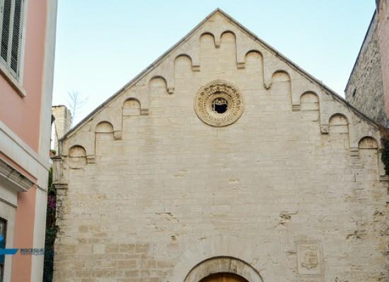 """""""Rotte murgiane"""", tornano giovedì 6 gli incontri culturali nella chiesa di Santa Margherita"""