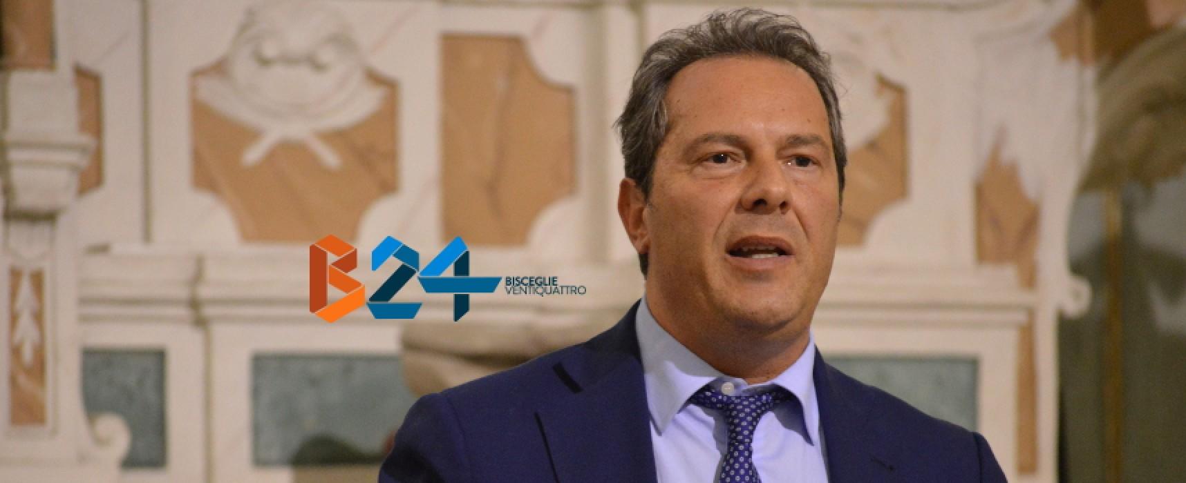 Spina e consiglieri di maggioranza di Bisceglie iscritti al Pd, lo conferma Lacarra