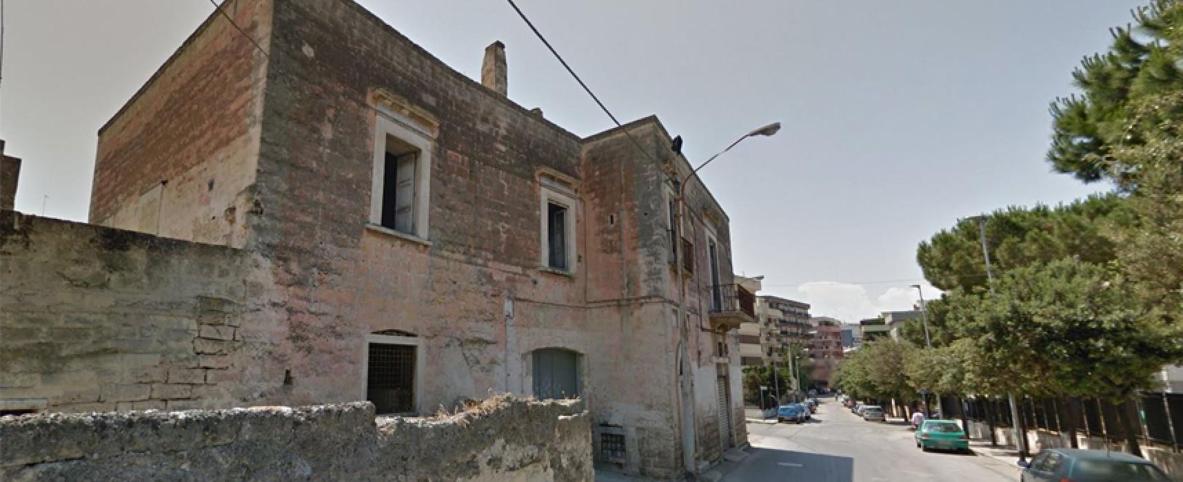 Sgomberato vecchio edificio in via Abate Bruni occupato abusivamente
