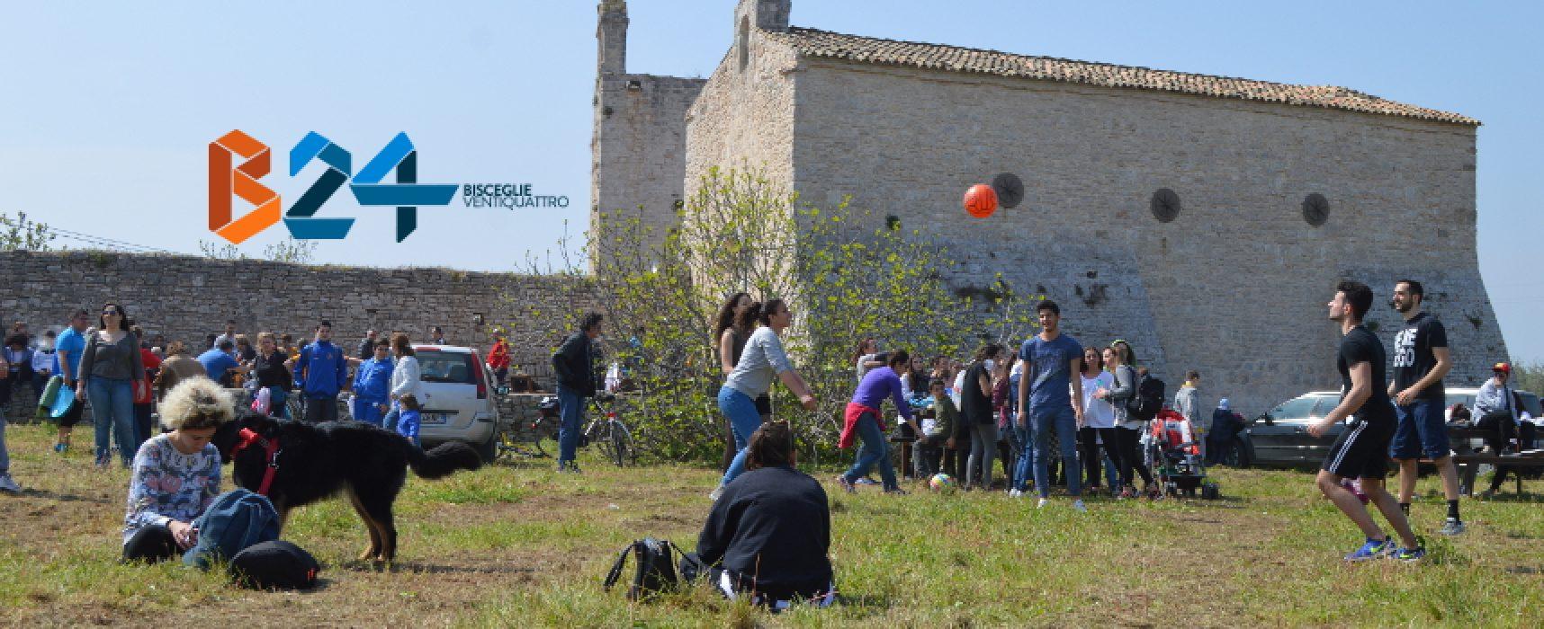 """Parte dal casale di Zappino l'educational tour """"Per i sentieri delle muse nella Puglia di Federico"""""""