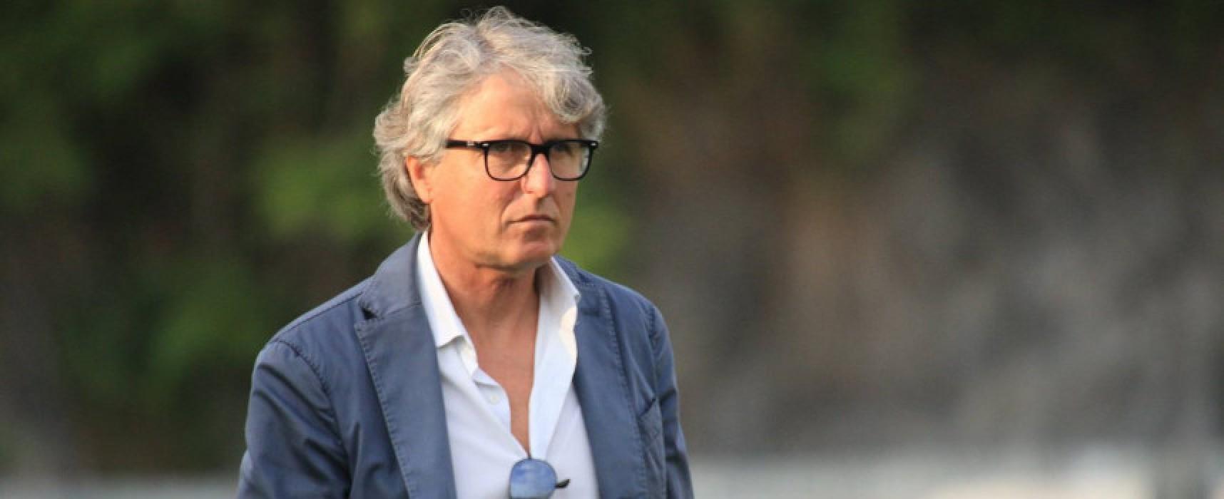 Aldo Papagni esonerato dalla guida tecnica del Taranto