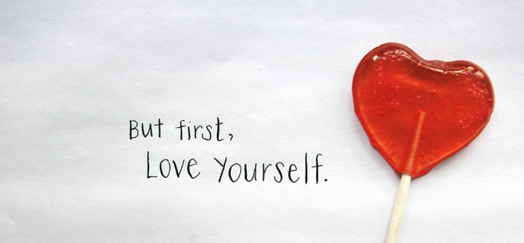 Amare Se Stessi E Il Primo Passo Per Imparare Ad Amare Gli Altri