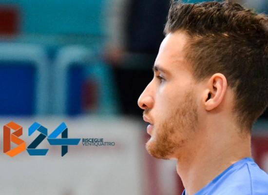 Futsal Bisceglie: non c'è due senza tre, rinnovo anche per Mazzariol