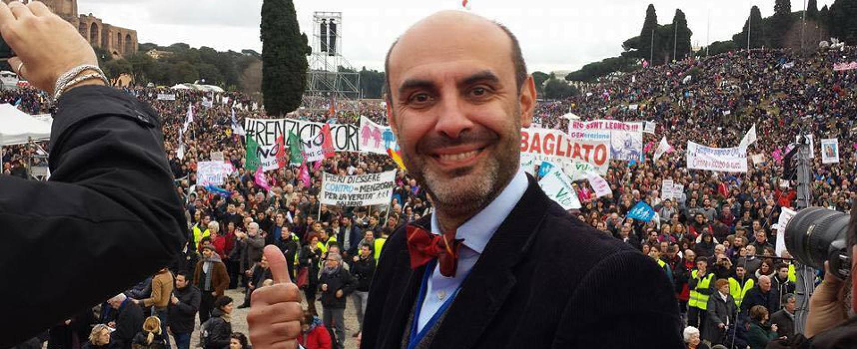 """Unioni civili, sabato conferenza con Simone Pillon del """"Comitato difendiamo i nostri figli"""""""