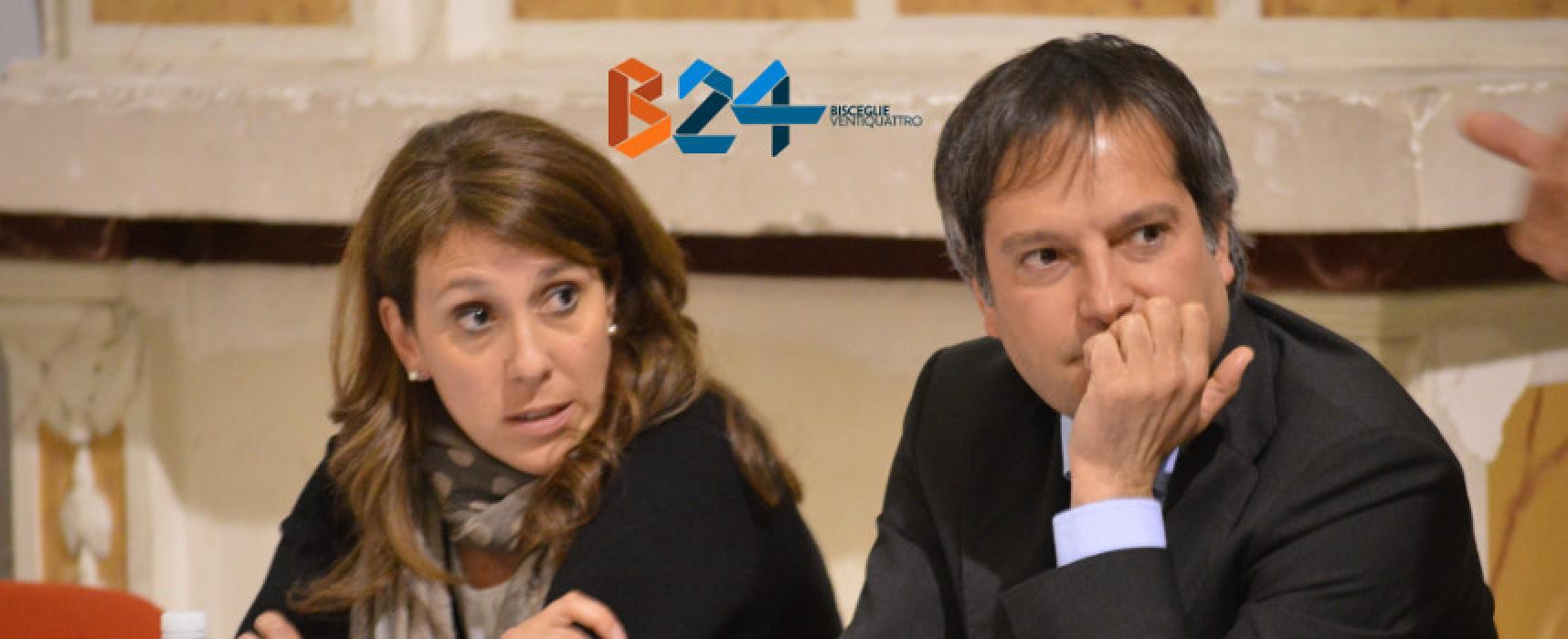 Spina chiede le dimissioni di Angarano e Rigante dal Pd, domani conferenza stampa