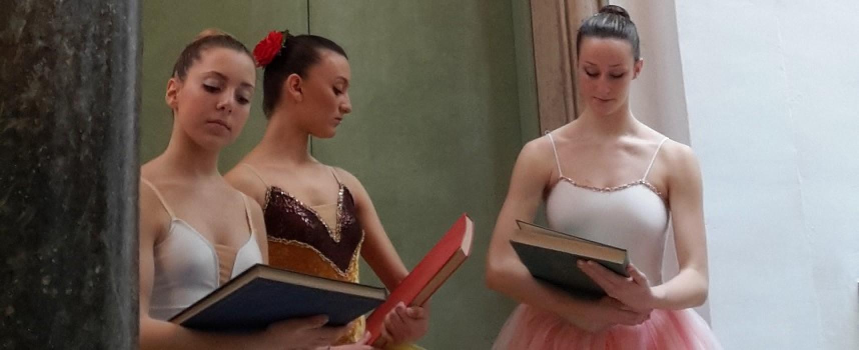 """Salone del Libro di Torino, esposti scatti delle alunne del Coreutico """"Da Vinci"""" di Bisceglie"""