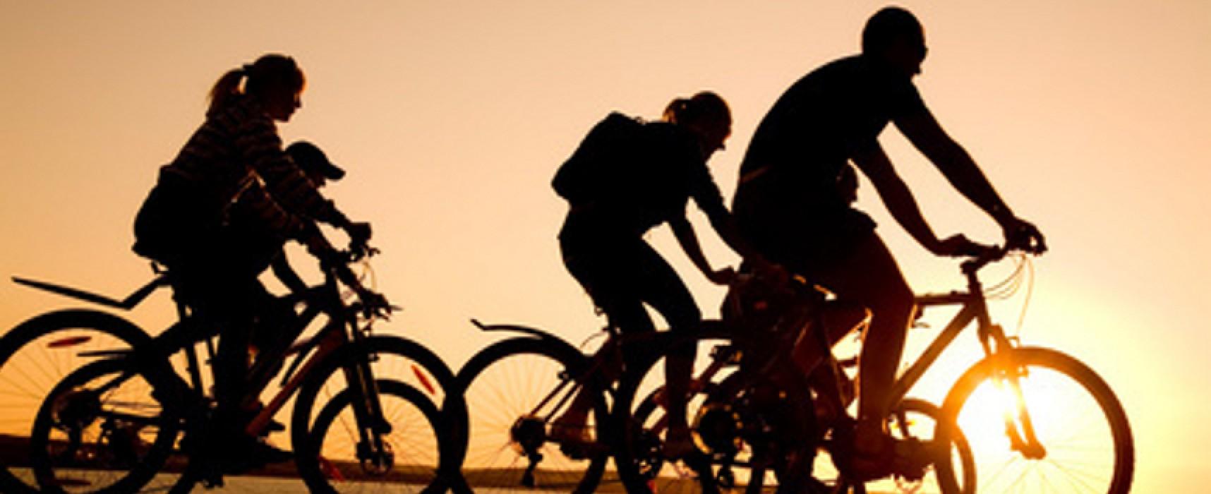 """Biciclettata di primavera alla """"Pedata dei Santi"""" con l'associazione Biciliae"""