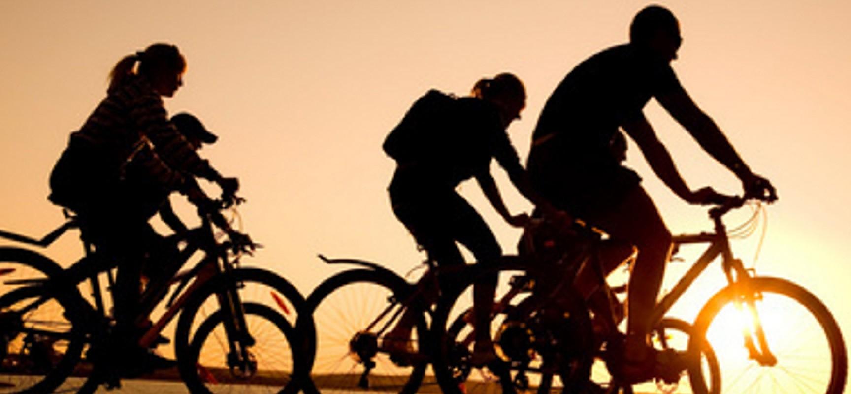 """""""Bici rosso cuore"""", rinviata la ciclopasseggiata serale per la città"""