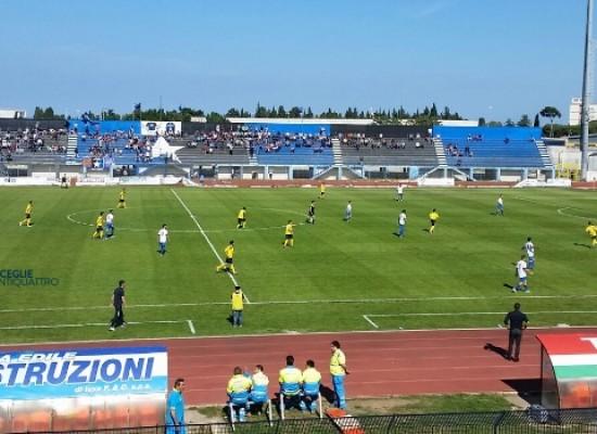 Bisceglie Calcio, contro il San Severo vittoria in rimonta che vale la salvezza/CLASSIFICA
